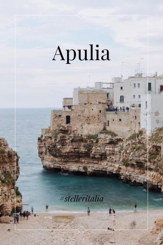 Apulia #stelleritalia