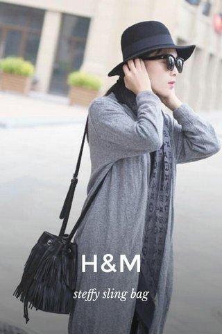 H&M steffy sling bag
