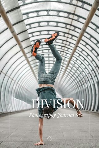 DIVISION Photography Journal 67