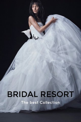 BRIDAL RESORT The best Collection