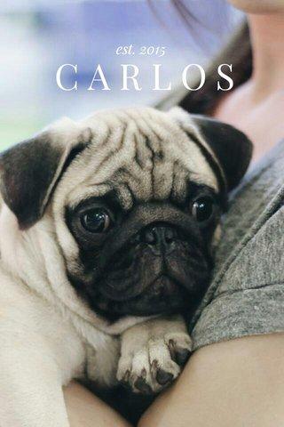 CARLOS est. 2015