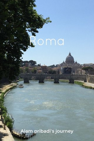 Roma Alam pribadi's journey