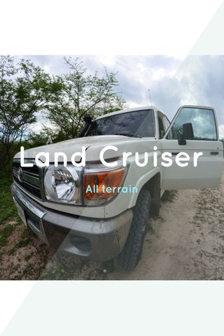 Land Cruiser All terrain