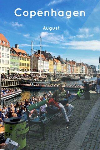 Copenhagen August