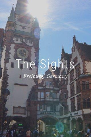 The Sights Freiburg, Germany