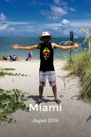 Miami August 2016