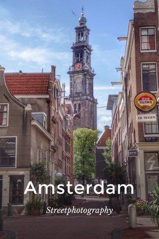 Amsterdam Streetphotography