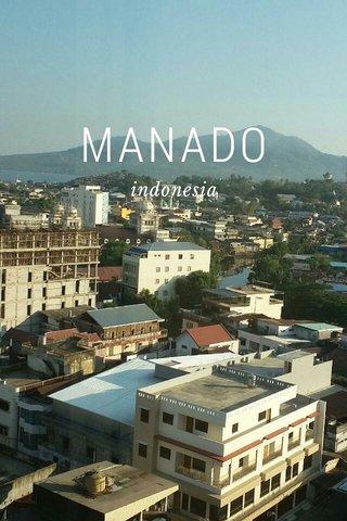 MANADO indonesia