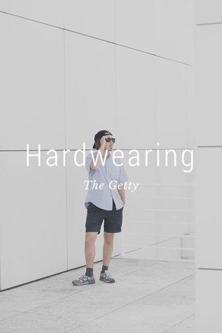 Hardwearing The Getty