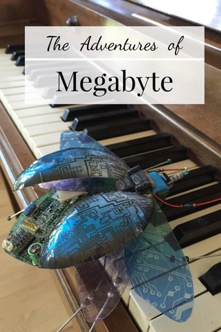 Megabyte The Adventures of