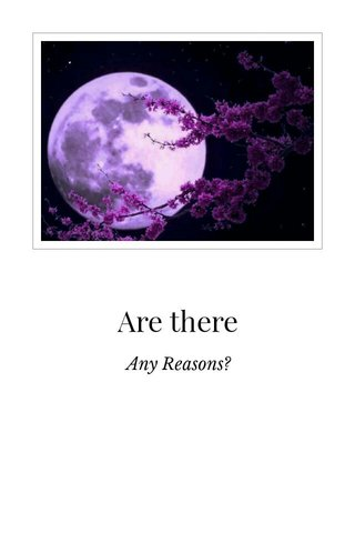 Are there