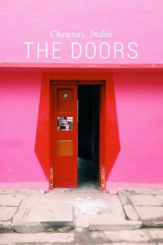 THE DOORS Chennai, India