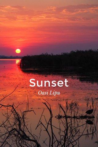 Sunset Oasi Lipu