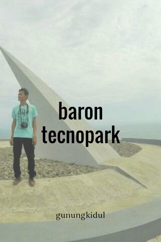 baron tecnopark gunungkidul