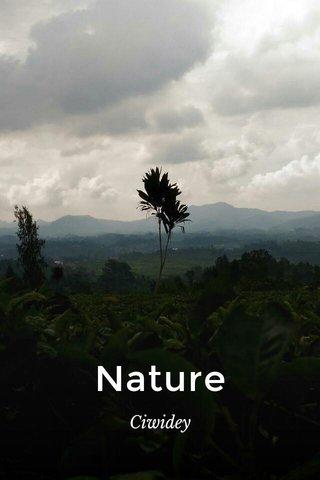 Nature Ciwidey