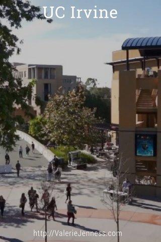 UC Irvine http://ValerieJenness.com