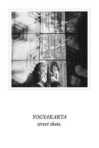 YOGYAKARTA street shots.