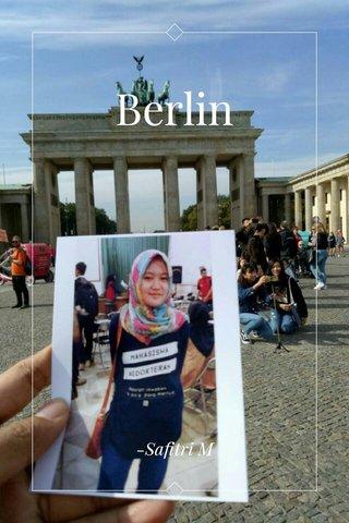 Berlin -Safitri M