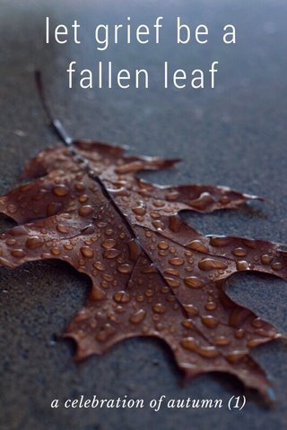 let grief be a fallen leaf a celebration of autumn (1)