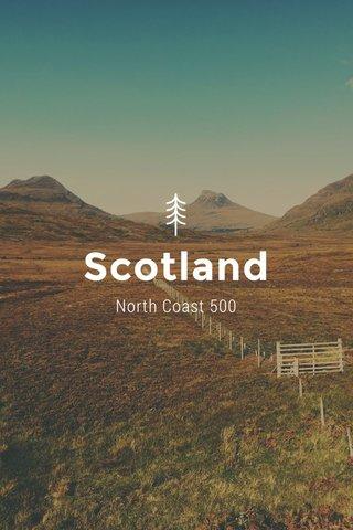 Scotland North Coast 500