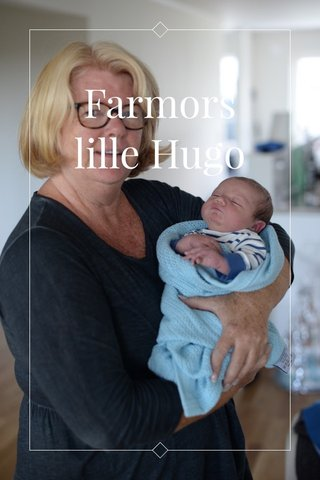 Farmors lille Hugo