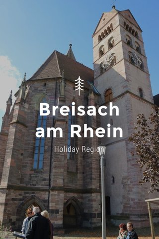 Breisach am Rhein Holiday Region
