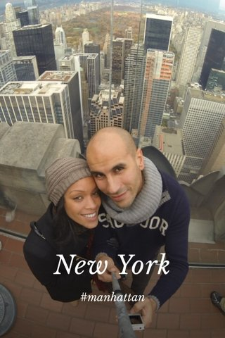 New York #manhattan