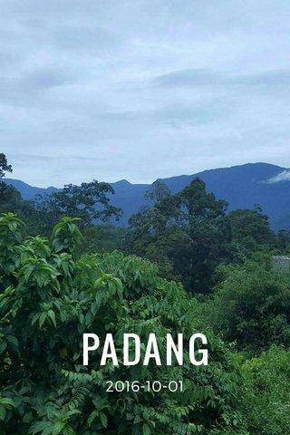 PADANG 2016-10-01