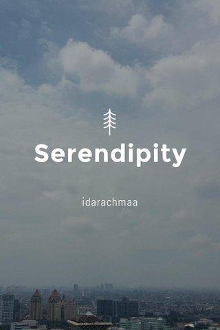 Serendipity idarachmaa