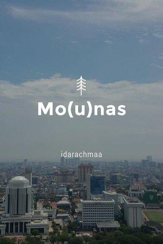 Mo(u)nas idarachmaa