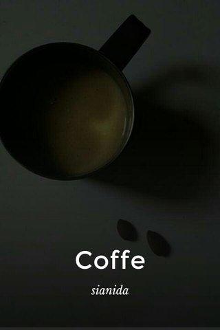 Coffe sianida