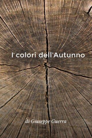 I colori dell'Autunno di Giuseppe Guerra