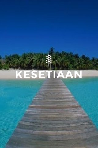 KESETIAAN