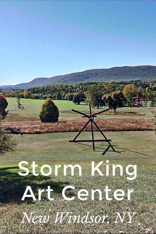 Storm King Art Center New Windsor, NY