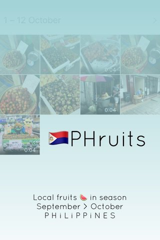 🇸🇽PHruits Local fruits 🍉 in season September > October P H i L i P P i N E S