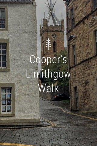 Cooper's Linlithgow Walk