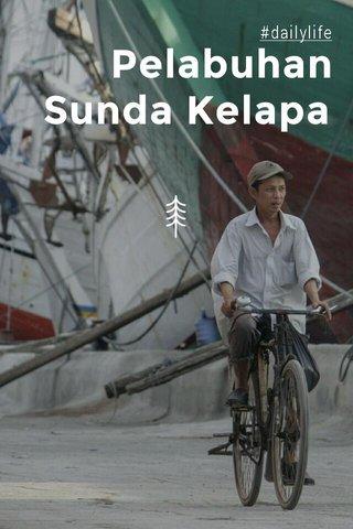 Pelabuhan Sunda Kelapa #dailylife