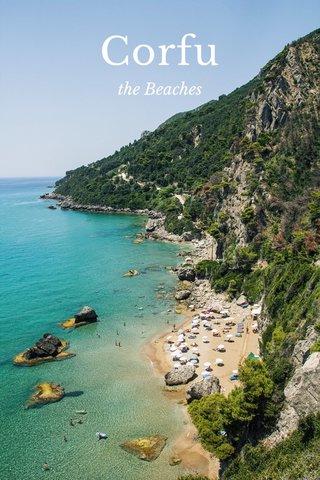 Corfu the Beaches