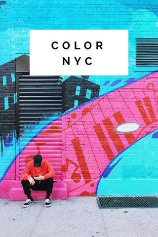 COLOR NYC