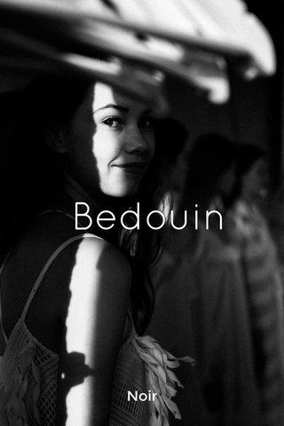Bedouin Noir