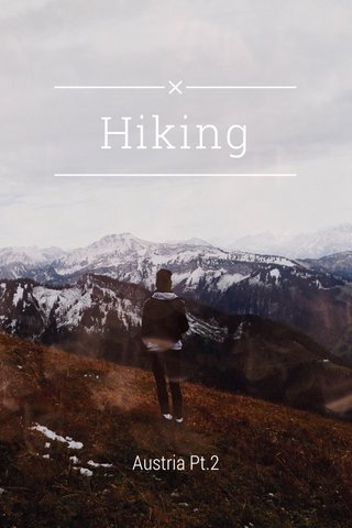 Hiking Austria Pt.2