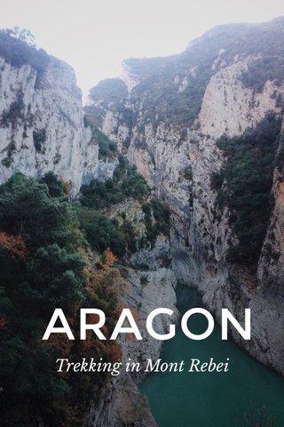 ARAGON Trekking in Mont Rebei