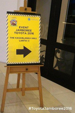 #ToyotaJamboree2016