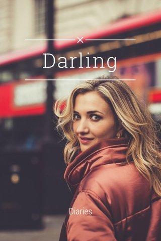 Darling Diaries