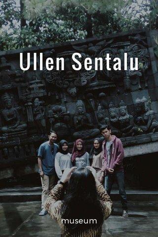 Ullen Sentalu museum