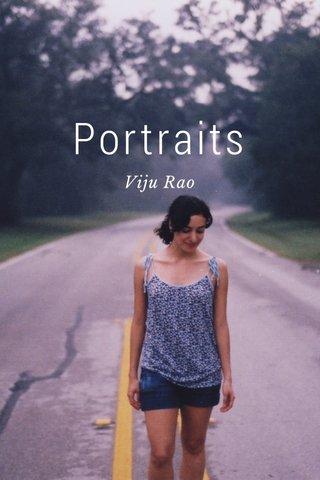 Portraits Viju Rao