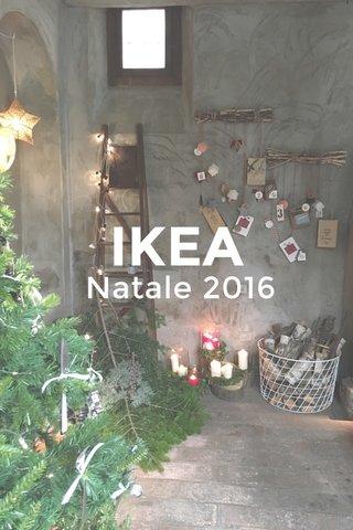 IKEA Natale 2016