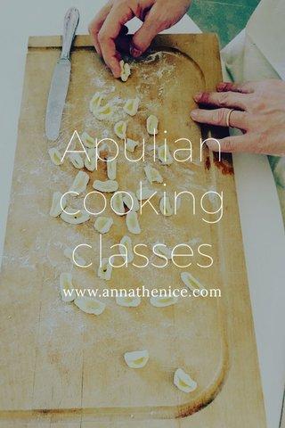 Apulian cooking classes www.annathenice.com