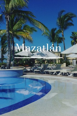 Mazatlán 2016