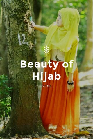 Beauty of Hijab Nena